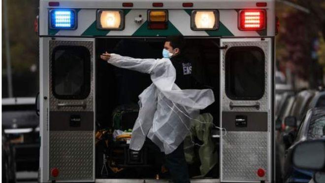 कोरोना संक्रमण विश्वका १ सय ८५ देशमा फैलियो, दुई लाख आठ हजारको मृत्यु