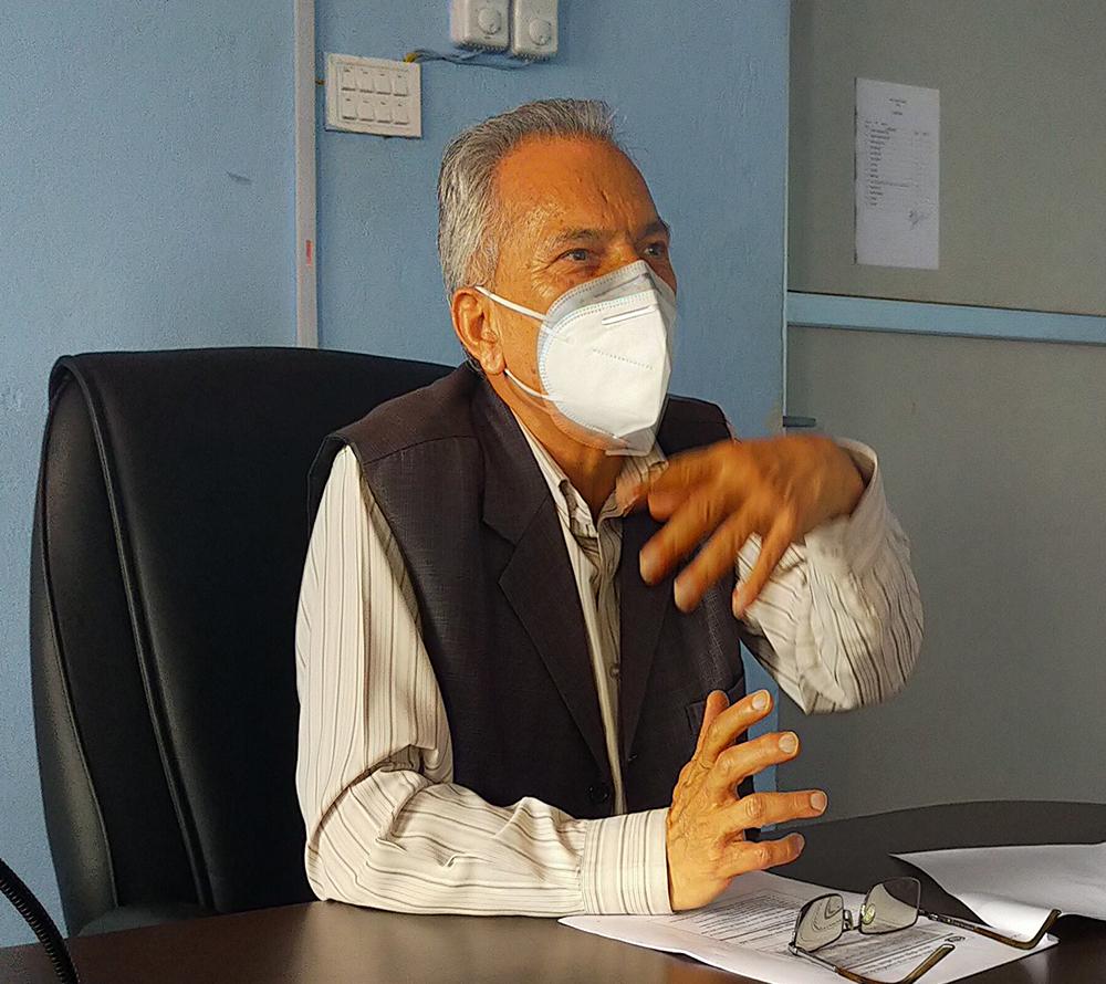 सर्वदलीय होइन एमसीसी बैठक पो बहिष्कार गरिएछः बाबुराम भट्टराई