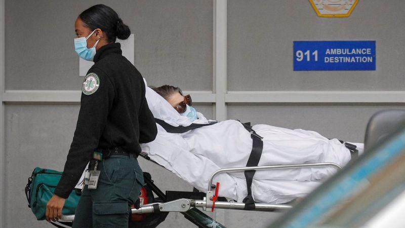 अमेरिकामा कोरोना संक्रमणबाट ४ लाख ३९ हजार मानिसको मृत्यु