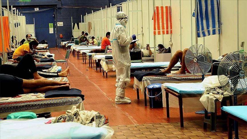 भारतमा कोरोना संक्रमणबाट एकैदिन ३९ सय २० जनाको मृत्यु