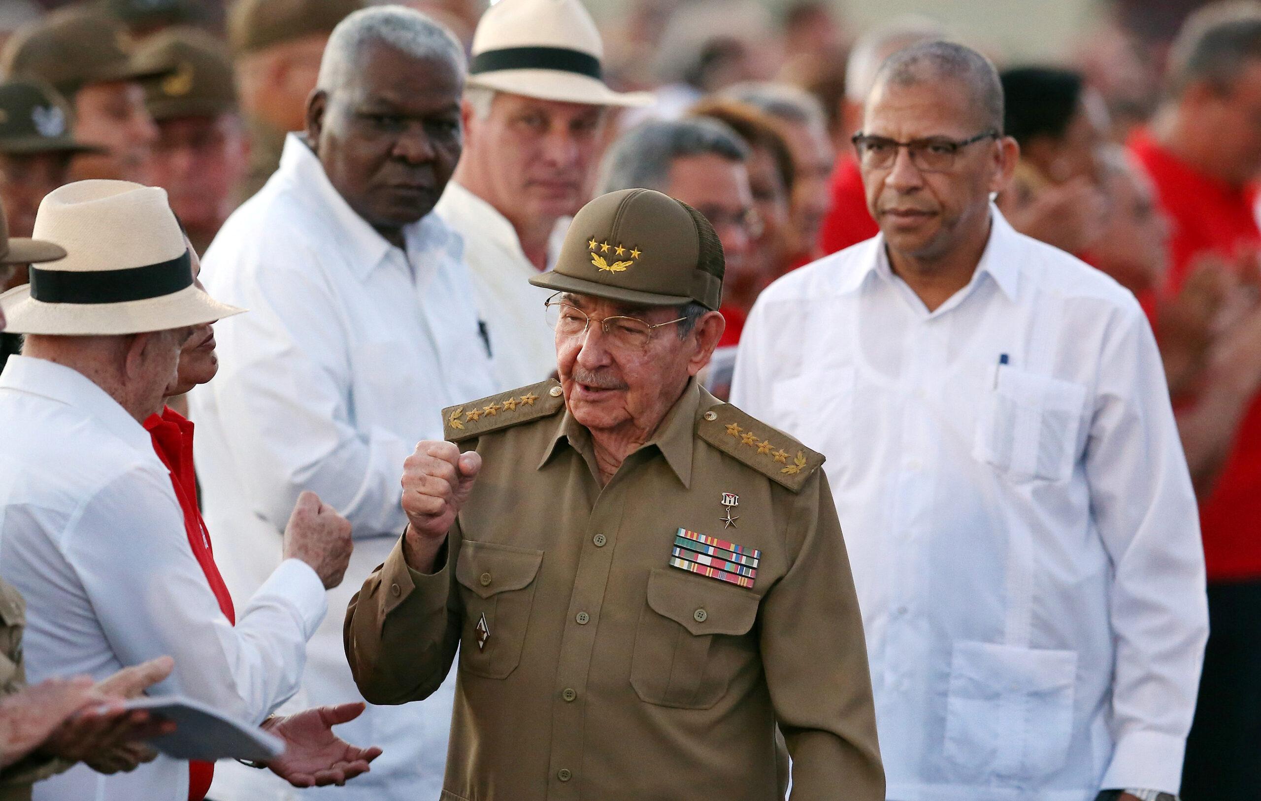 क्युबाको कम्युनिष्ट पार्टी प्रमुख पद त्याग गर्ने राहुल क्यास्ट्रोको घोषणा