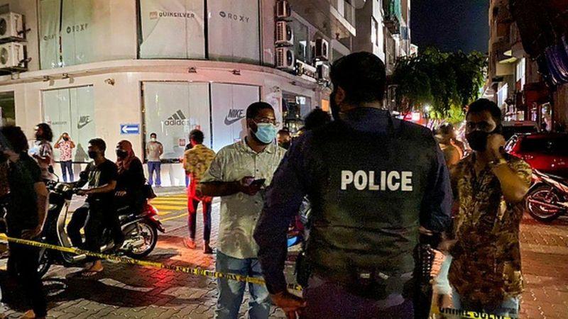 बम हमलामा माल्दिभ्सका पूर्वराष्ट्रपति नाशिद घाइते