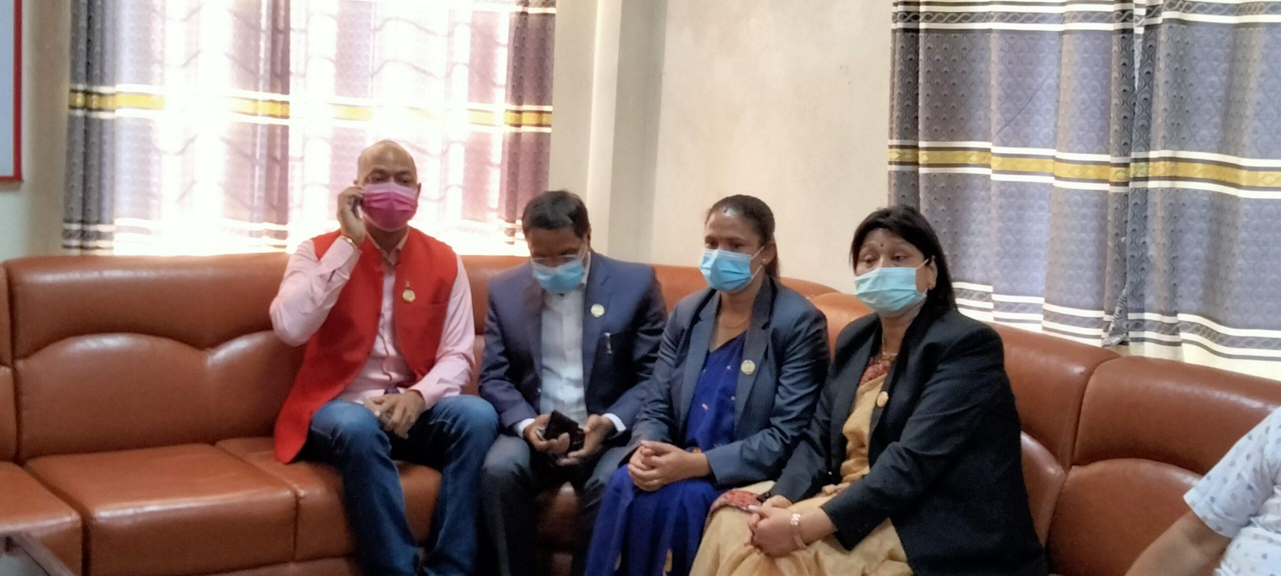 लुम्बिनी प्रदेशका तीन मन्त्री सांसद पदमुक्त
