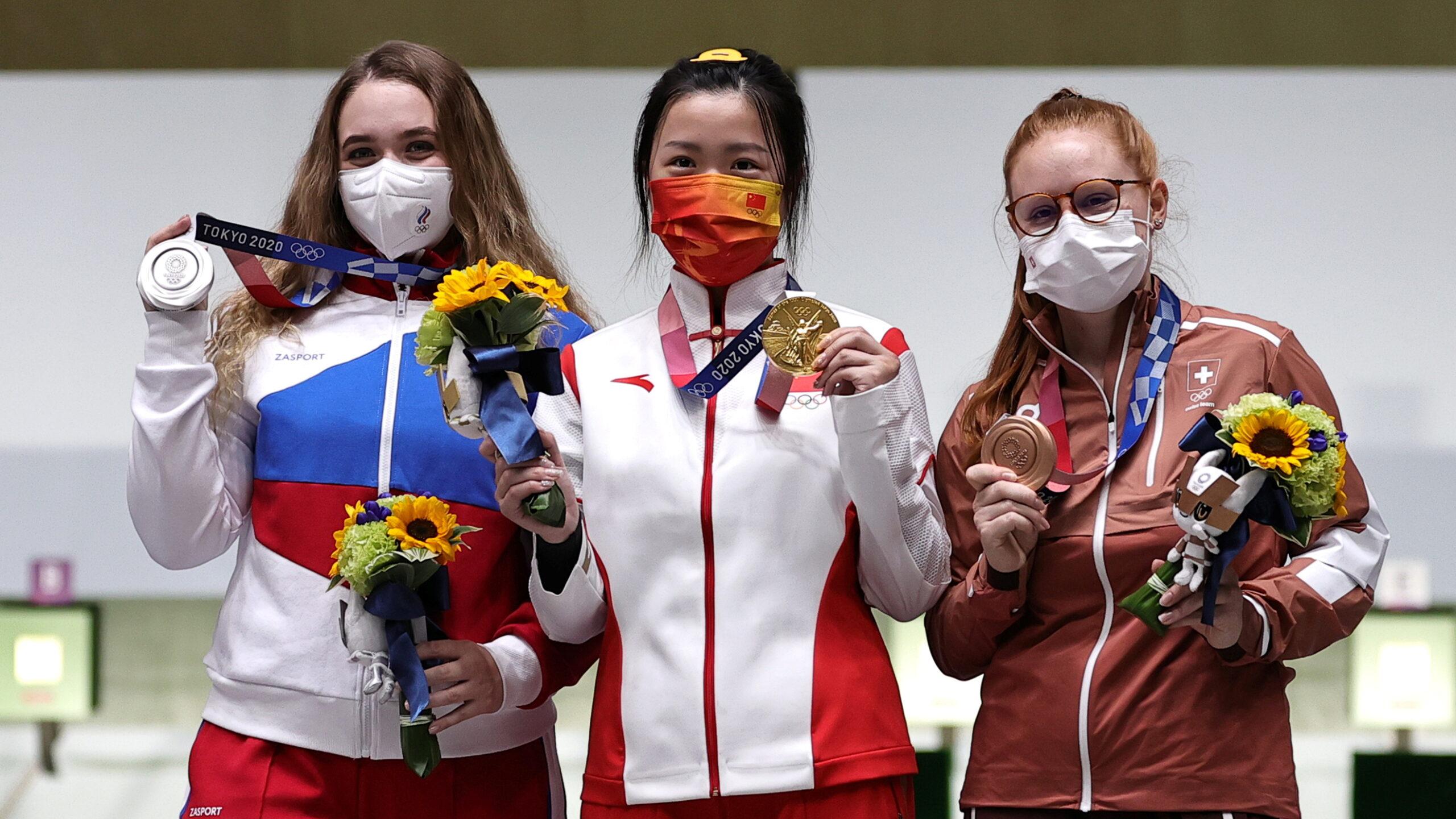 टोकियो ओलम्पिकमा ७० पदकसहित चीन शीर्ष स्थानमा