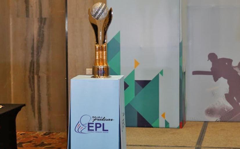 ईपीएल टी–२० क्रिकेट असोज ९ गतेदेखि हुने