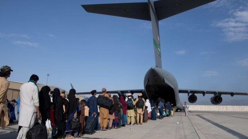 अमेरिका र बेलायतद्वारा काबुल विमानस्थलमा आक्रमणको उच्च जोखिम भएको चेतावनी