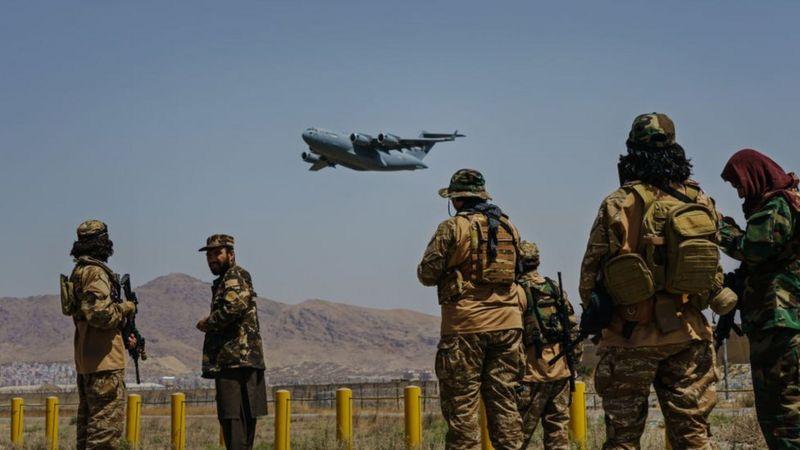 अफगानिस्तानबाट २० वर्षपछि अमेरिकी सेना फिर्ता